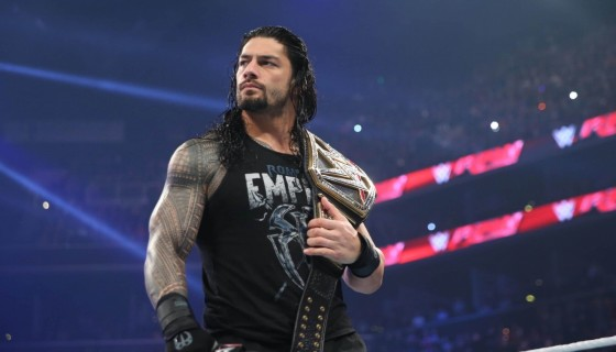 roman reigns big dog wwe champ…