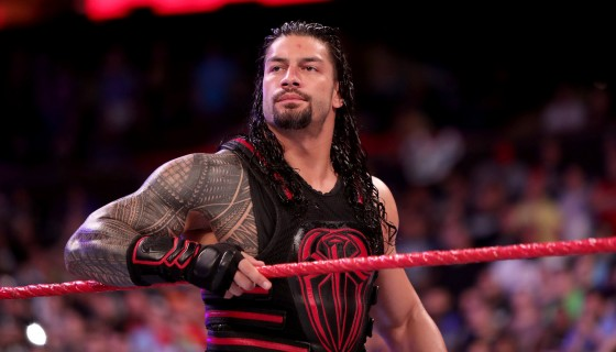 wwe raw roman reigns fight joh…