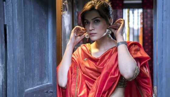 kriti sanon beautifull hairsty…