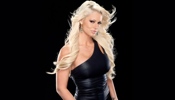 wwe maryse beautiful hair…