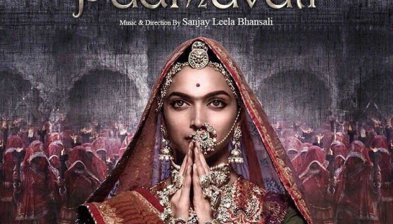 padmavati movie poster Deepika…