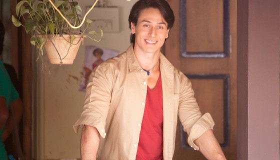 Tiger Shroff Smile HD Wal…