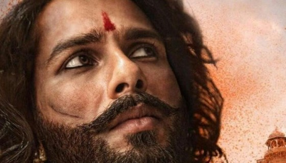 shahid kapoor padmavati movie …