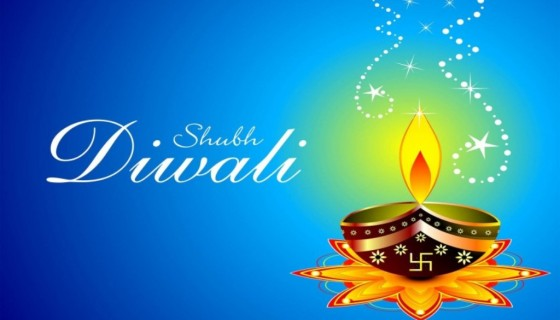 Happy Diwali 2017 diya colorfu…