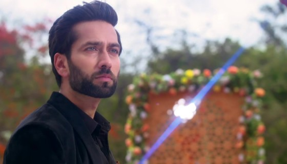 om in Ishqbaaz tv serial …