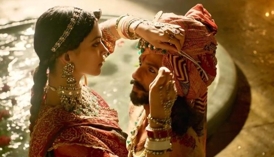 padmavati movie in Deepik…