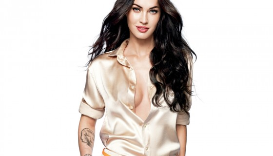 megan fox sexy stylist black h…