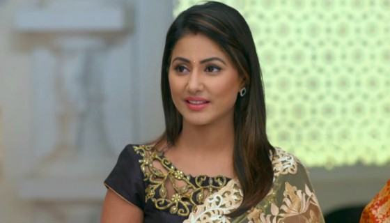 hina Khan tv serial actre…