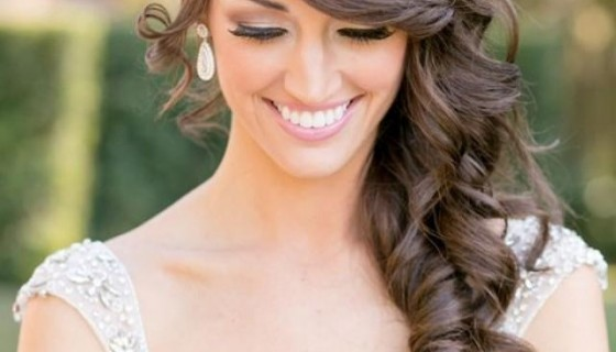beautiful girl cute smile wedd…