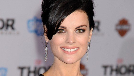 Jaimie Alexander beautiful hai…