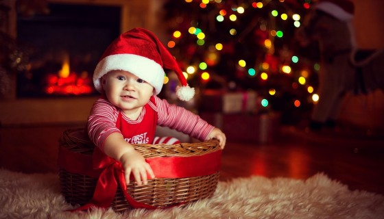 cute baby christmas cap gifts