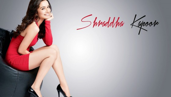 Shraddha Kapoor beautiful red …