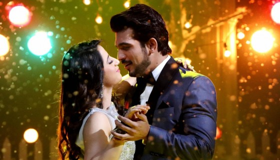 Arjun Bijlani couple danc…