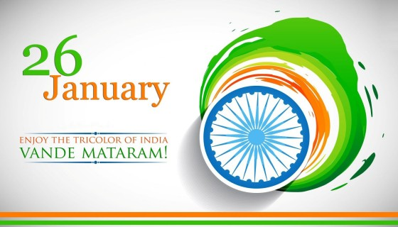 26 january Happy Republic Day …