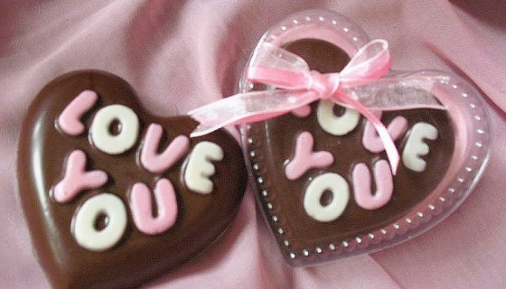 happy chocolate day love …