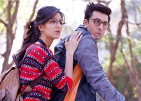 ranbir kapoor katrina kaif in jagga jasoos movie