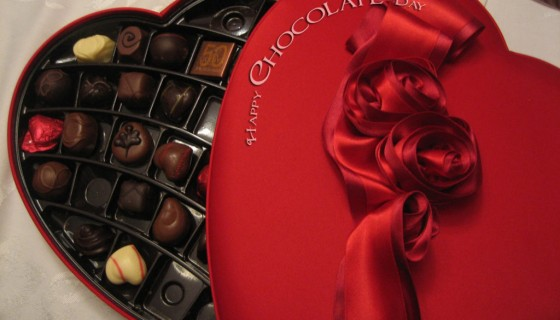 Happy Chocolate Day Image…