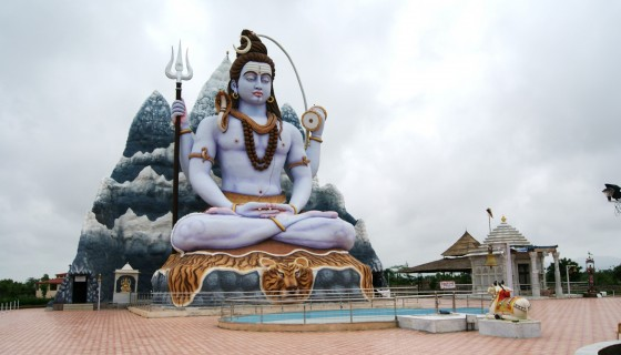 Lord Shiva in Kailash Dha…