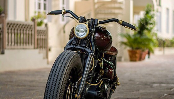 Royal Enfield Thunderbird Rajp…