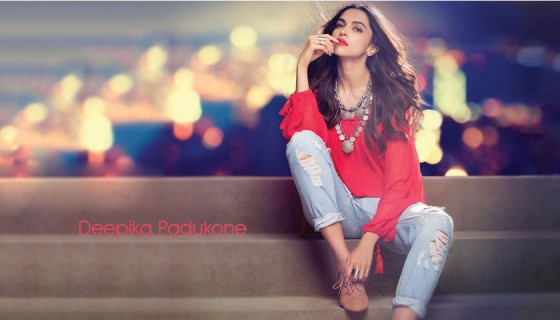 deepika padukone  red lip…