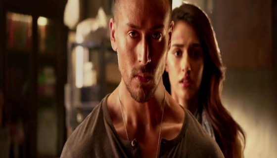 Tiger Shroff disha patani in B…