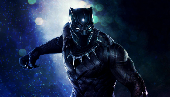 black panther movie wallpaper