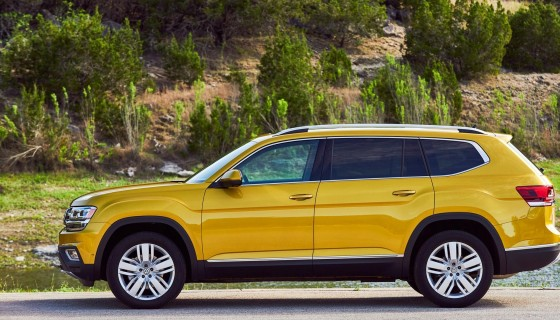 Volkswagen Atlas SUV Car HD Wa…