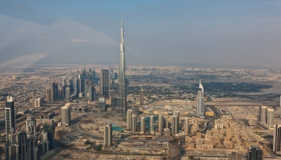 The Burj Khalifa Tallest in th…