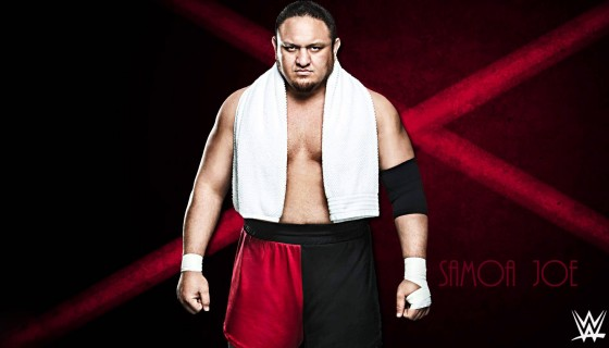 samoa joe wwe superstar hd wal…