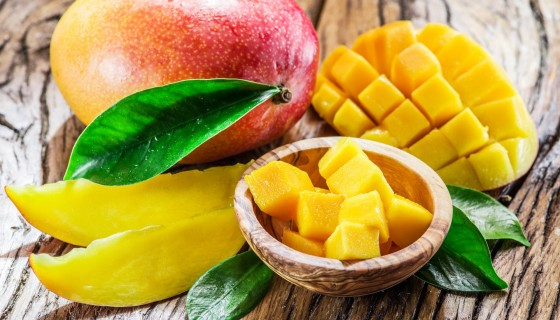 Mango species fruit hd wa…