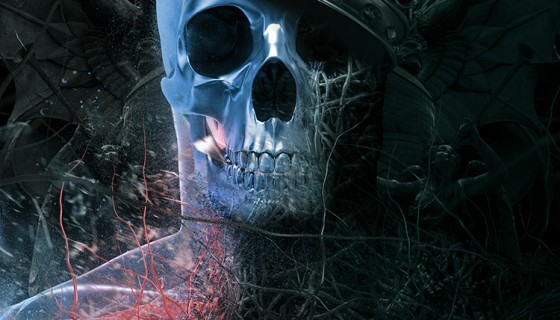 skull empire 3d wallpaper