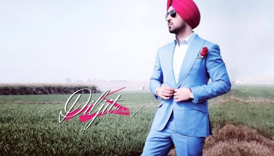 diljit dosanjh in suit pink co…