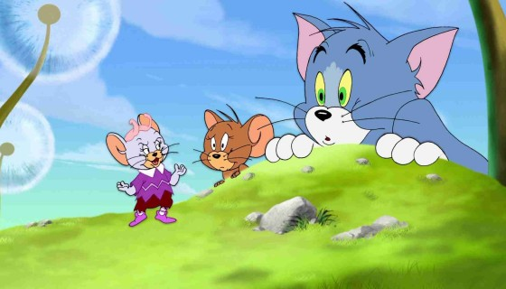 tom and jerry cartoon grass hd…