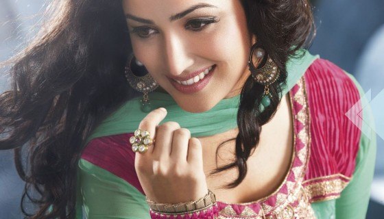 yami gautam beautiful hairstyl…