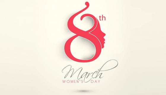 happy Women day 2017 wall…