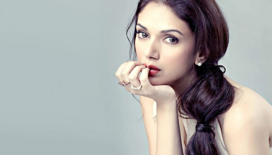 aditi rao hydari red lips wall…