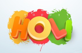 Happy Holi 3D hd Wallpapers 20…