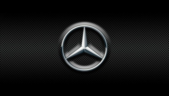 mercedes car logo