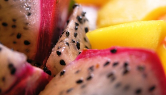 fruits food dragon fruit hd wa…
